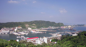 八斗子漁港(Badouzih Fishery Harbor)