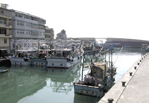 長潭里漁港(Changtanli Fishery Harbor)